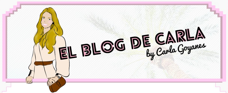 El blog de Carla Goyanes